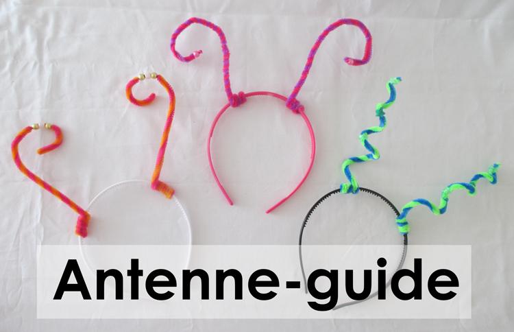 Guide til nemt at lave fine sommerfugle-antenner